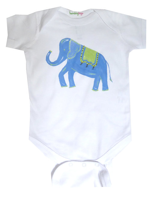 Blue Elephant Cotton Creeper