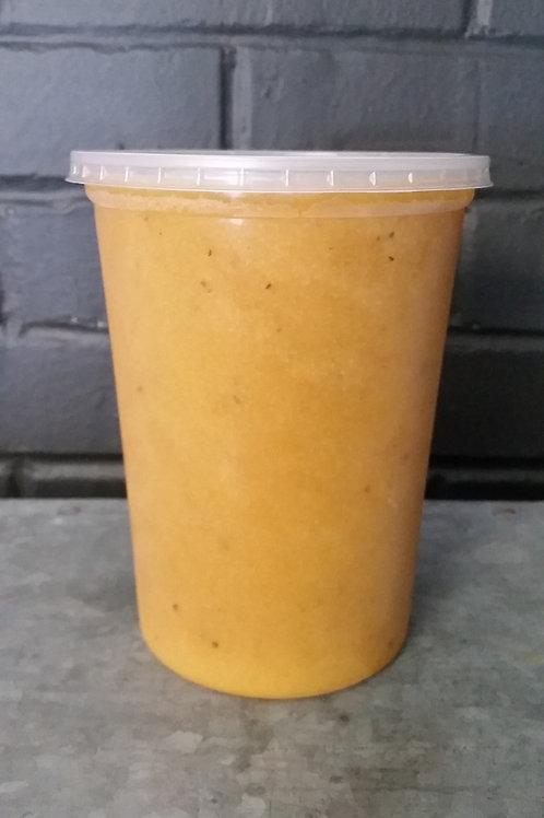 Roasted Squash Soup (Lg)