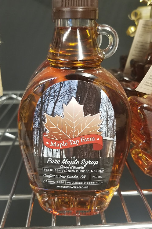 Maple Syrup, 250mL, Amber