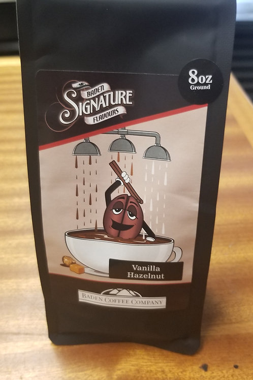 Vanilla Hazelnut Baden Coffee