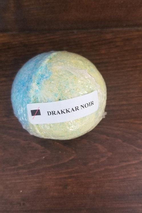Drakkar noir bath bomb