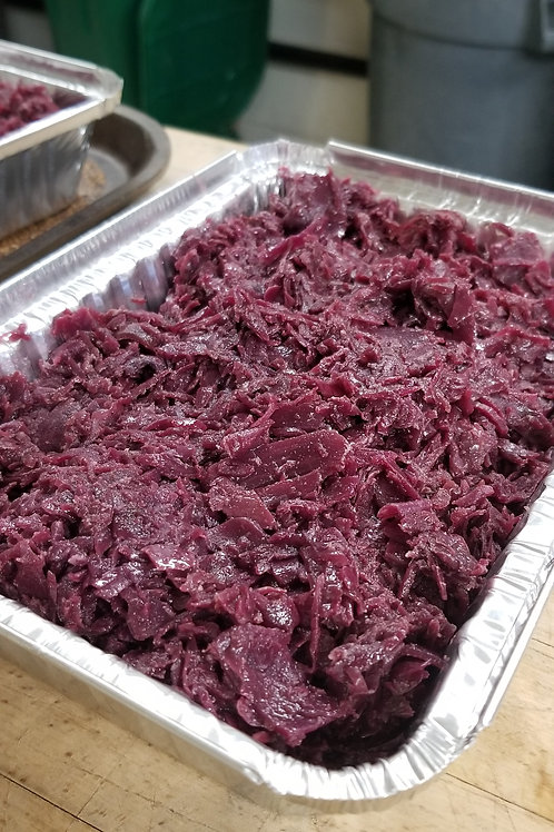 Braised Red Cabbage (large)