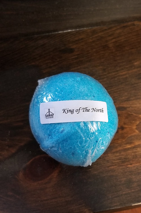 King of the North Bath Bomb