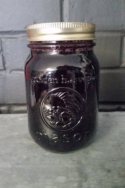 Adam's Blueberry Jam (500mL)
