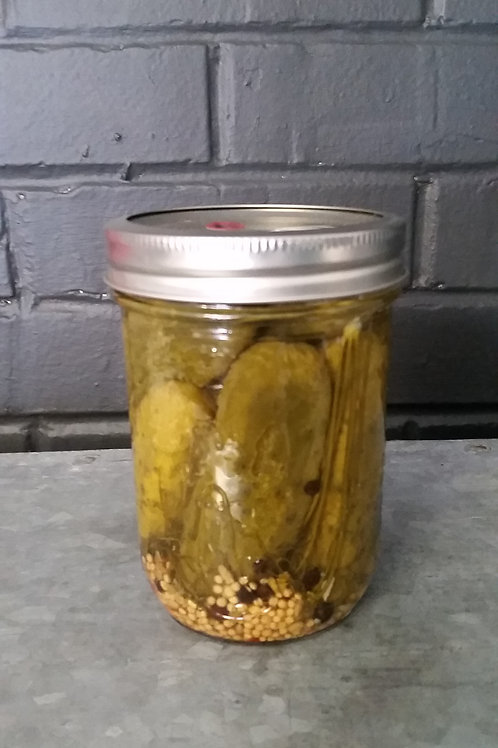 Dill Pickles (500mL)
