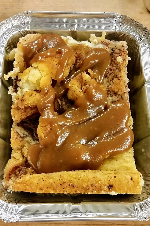 Raisin Bread Pudding (sm)