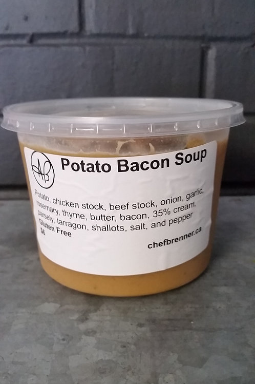 Potato Bacon Soup (Sm)