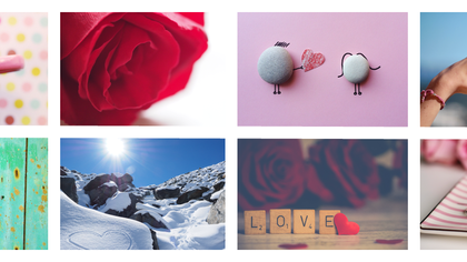 Free Stock Images for your Valentine's Social Marketing