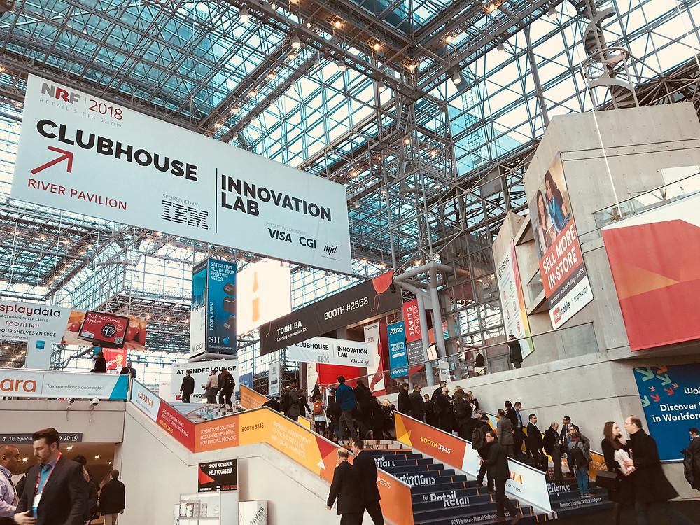 NRF 2018 Big Retail Show