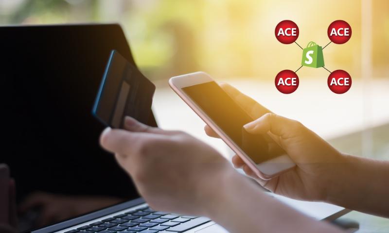 ACE-Shopify Integration Option
