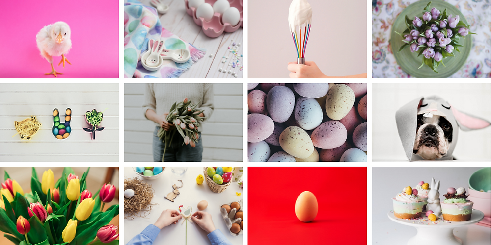 Free Easter Stock Images for Retailers