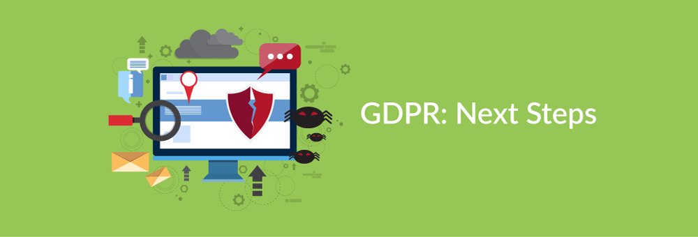 GDPR for Small Businesses - Next Steps