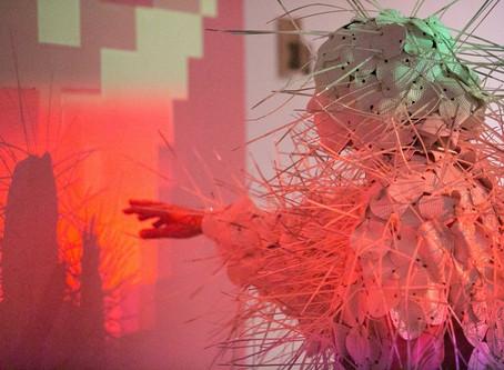 Del micro al macrocosmos: Marta Pinilla y la intersección entre el Arte y la Ciencia