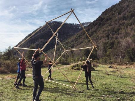 Connect - create - repeat: Residencias artísticas como laboratorio de intercambio y experimentación