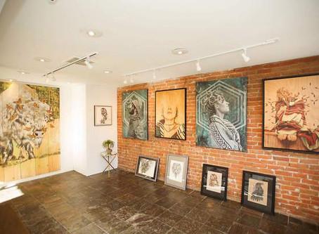ETHER Arts Project renueva su alianza con The Bird's Nest Gallery para el 2018