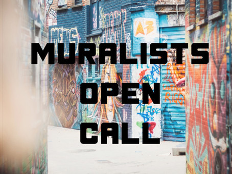 Muralists Open Call Winners