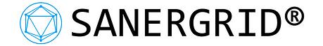 SANERGRID BASE TRANSPARENT REGISTERED -