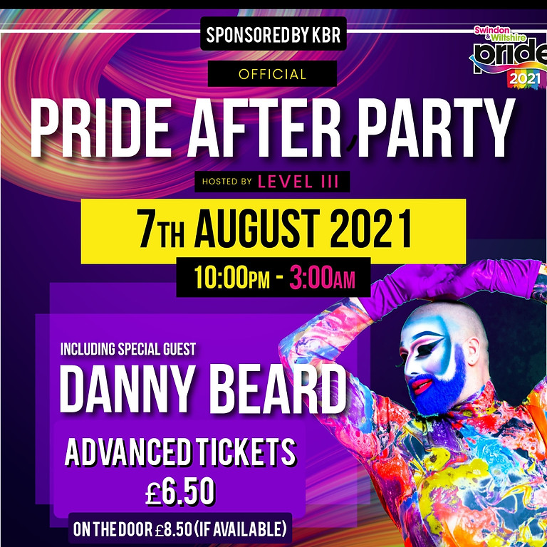 2021 Pride After Party