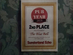 WE ARE PROUD TO BE IN SECOND PLACE FOR P