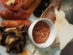FANCY A FRY UP WE HAVE IT PERFECT FRY UP
