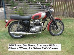 180 Tyre 70 model lookalike
