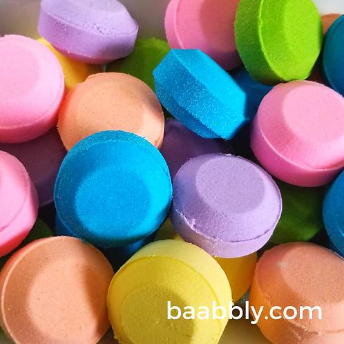 Bag o' Fun- Mini Bath Bombs