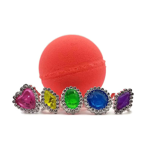 Bling Ring Bath Bomb