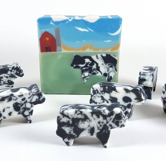 Wisconsin Cow Soap