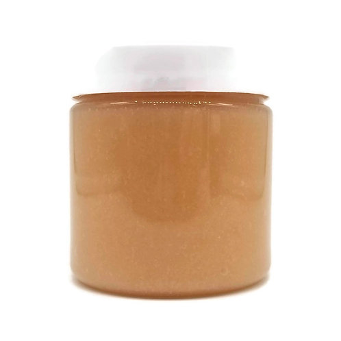 Oatmeal, Milk, and Honey Emulsified Sugar Scrub