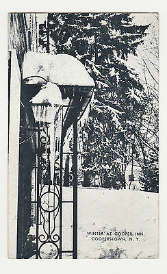 Vintage-Cooperstown-Ny-Winter-At-The-Coo
