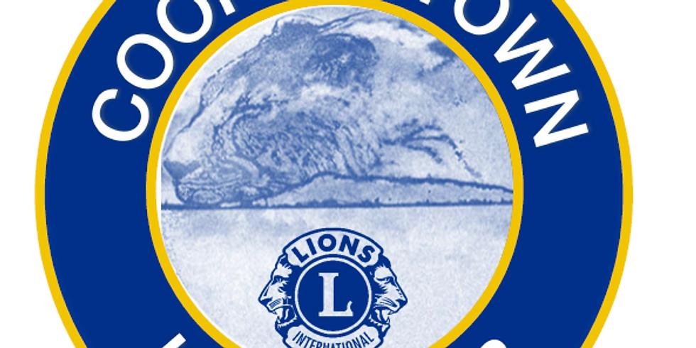 Lions Club Speaker Meeting