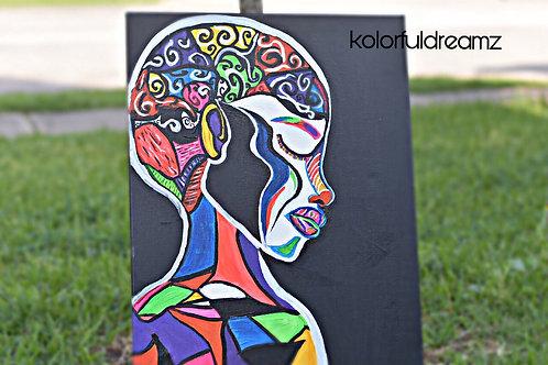 Kolorful Dreams Print