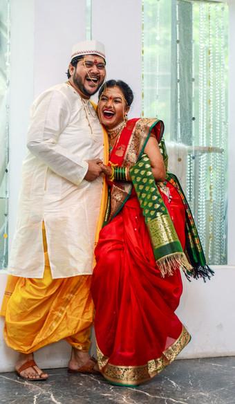 Ashish & Mugdha