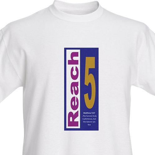 REACH 5 Tee Shirt