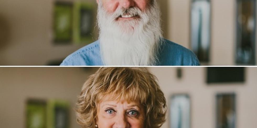 Pastors Barry and Joyce Boucher