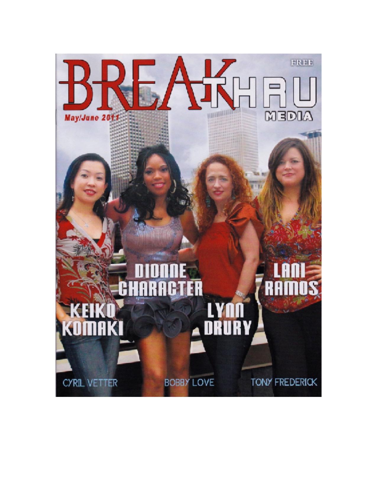 Break Thru ladies 1
