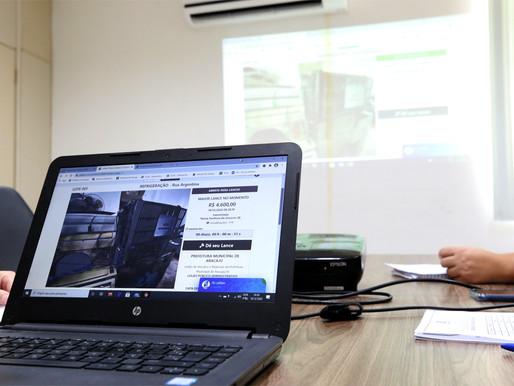 Aracaju: Leilão de bens inservíveis rende mais de R$100 mil