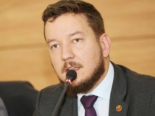 Alexandre Jarshel Oliveira assume a Presidência do FONAC