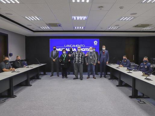 Curitiba terá câmeras com reconhecimento facial