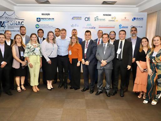 74º FONAC oficialmente aberto com pauta Previdenciária e Pacote Econômico em foco.