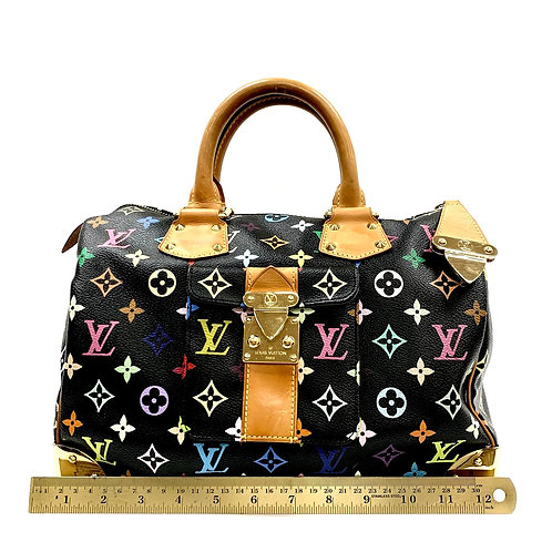 Multi Color Speedy 30 Louis Vuitton