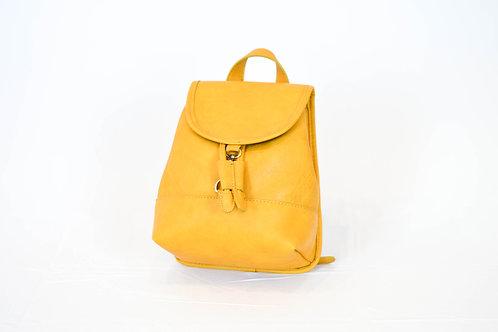 Mini Yellow Backpack