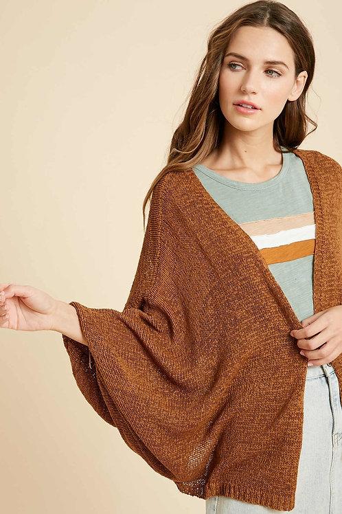 Gucci Crochet Back Kimono/Cardigan