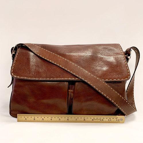 Brown Leather El Portal