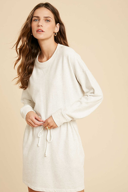 Marble Knit Dress