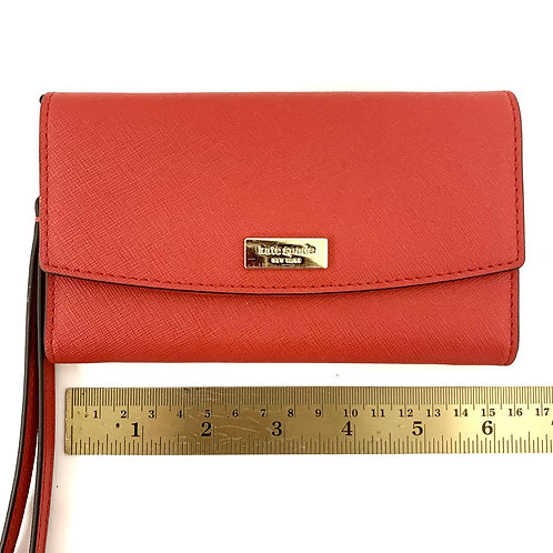 Red Leather Coach