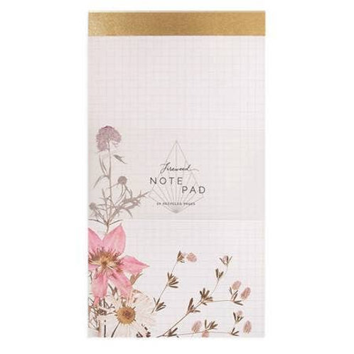 Sweet Stems Notepad