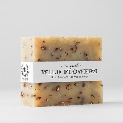 Wild Flowers : Bath Soap