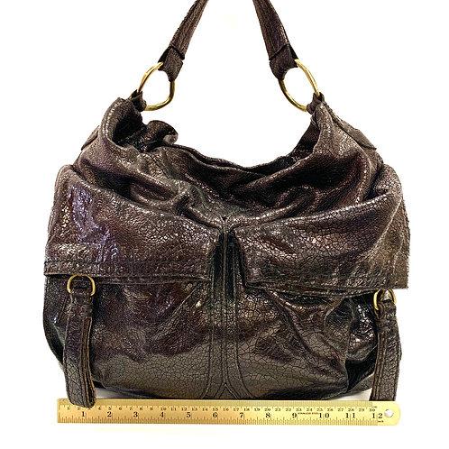 Black 49 Square Miles Hobo Bag