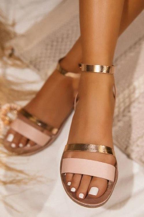 Blush Sandal